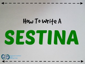 How to write a Sestina